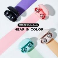 בלעדי מהיבואן הרשמי!  אוזניות 1MORE ColorBuds המבוקשות – לקנייה עם אחריות כאן בארץ ומשלוח מהיר חינם רק ב₪305 במקום ₪449!