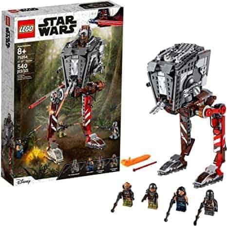 LEGO 75254 | לגו מלחמת הכוכבים – AT-ST Raider המנדלוריאן –  (540 חלקים) רק ב₪209! במקום ₪317