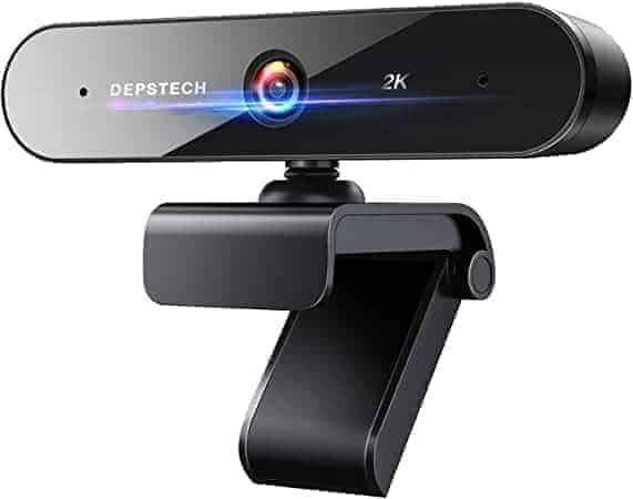 """מצלמת רשת DEPSTECH QHD ברזולוציית 2K! רק ב100 ש""""ח כולל משלוח מאמזון! זוג רק ב182 ש""""ח!"""