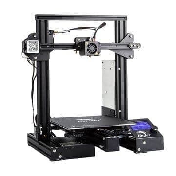 מדפסת תלת מימד – Creality 3D® Ender-3 Pro רק ב254.04$ / 857 ₪ כולל משלוח וביטוח מס!