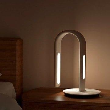 מנורת שולחן/לילה/שידה יפיפיה מבית שיאומי Zhirui – רק ב$52.99