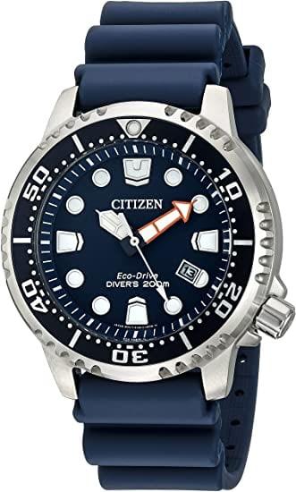 """שעון Citizen Men's Eco-Drive Promaster Diver BN0151-09L ב808 ש""""ח!"""