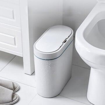 פח לשירותים עם פתיחה אוטומטית רק ב$29.99!
