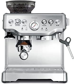 """צלילת מחיר! מכונת אספרסו/קפה מקצועית Sage/Breville The Barista Express – רק ב-2371 ש""""ח עד הבית מאמזון!"""