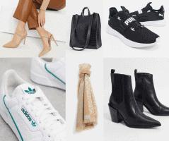 כפל הנחות! אקסטרה 25% הנחה על נעליים, תיקים, תכשיטים ועוד! מהSALE בASOS!