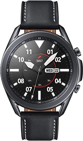 שעון חכם (Samsung Galaxy Watch 3 (45mm רק ב$446.12 / 1519 ₪! (בזאפ ₪1,999)