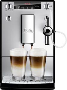 מכונת קפה מליטה מקציפה מבצע הנחה