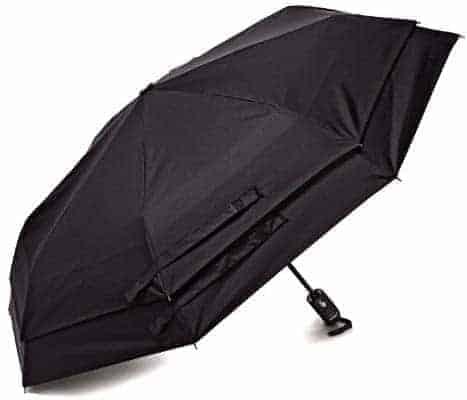 """מטריה חזקה! Samsonite Luggage Windguard – רק ב$30.28 / 103 ש""""ח!"""