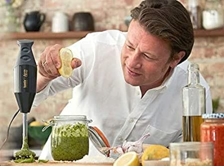 בלעדי! מוט הבלנדר הטוב בעולם! Bamix Jamie Oliver רק ב₪639!  Bamix Swissline 200W רק ב₪699!