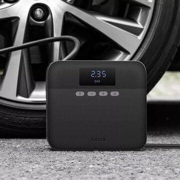 Xiaomi 70mai Air Compressor Lite – מדחס אוויר קומפקטי לרכב מבית שיאומי! רק ב$27.99!