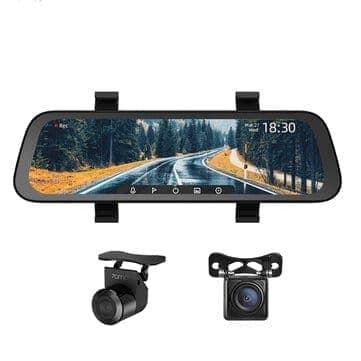 מצלמת רכב משולבת מראה מבית שיאומי 70MAI – הדגם החדש והמשופר עם מסך ענק ומלא ותמיכה ב2 מצלמות ב$56.69