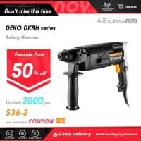 פטישון DEKO DKRH20H3 600W רק ב$32.59 כולל משלוח מהיר!