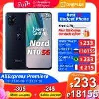 לחטוף! השקה גלובלית לחדש של ONEPLUS! הOnePlus Nord N10 רק ב256.41$!