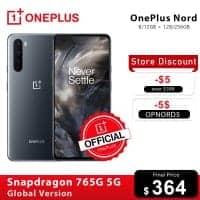 OnePlus Nord  8GB/128GB רק ב$364.41!