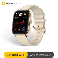 הכי זול אי פעם! שעון חכם שיאומי Amazfit GTS – גרסא גלובלית רק ב$77.08