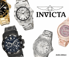 SALE שעוני Invicta לגברים ונשים!
