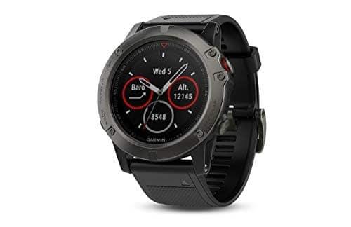 "Garmin Fenix 5X Sapphire – שעון ספורט חכם בהנחה נדירה! רק ב₪1234 (כ2250ש""ח בארץ)"