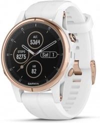 שעון ספורט חכם Garmin fenix 5S Plus רק ב₪1618! (בזאפ 2,999 – 2,289 ₪)