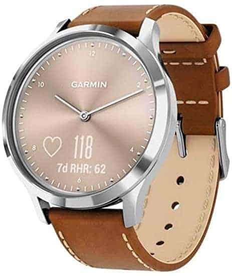 """מבחר שעוני Garmin vivomove HR לנשים וגברים – שעון חכם – היברידי! החל מ561 ש""""ח בלבד! (בזאפ 1,289 – 1,199 ₪)"""