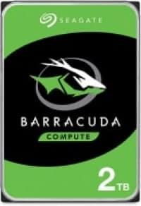 """כונן מחשב פנימי (3.5"""") Seagate BarraCuda 2TB 7200 RPM ב$65.6 / ₪219 כולל משלוח!"""