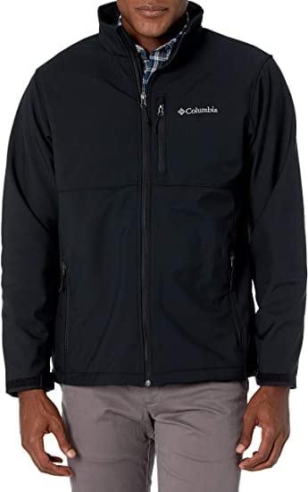 """ג'קט Columbia Ascender Softshell לגברים – בכ245 ש""""ח בלבד! (מבחר צבעים ומידות! מחיר בארץ ₪369-599)"""