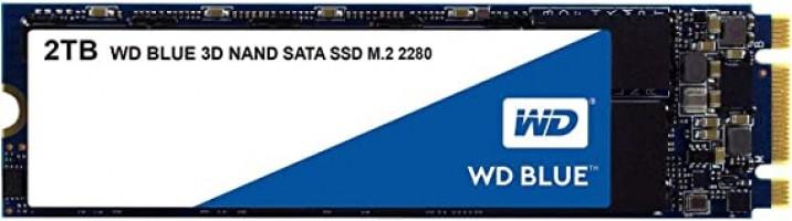 כונן מהיר בנפח ענק – Western Digital 2TB SSD – רק ב₪762! (בזאפ 1,710 – 1,685 ₪)