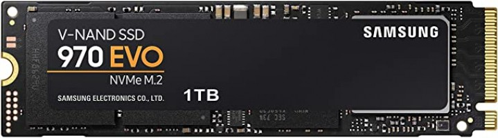 Samsung 970 EVO SSD 1TB רק ב₪557! הכי זול אי פעם!