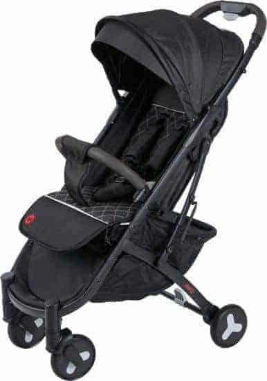 עגלת תינוק מגיל לידה Bibam Jaggi Plus II ב₪369 בלבד! זמין ב 3 צבעים