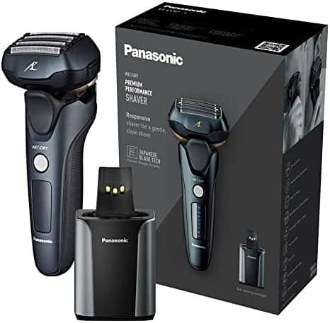 "Panasonic ARC5 ממכונות הגילוח הטובות והמומלצות בעולם! הדגם המתקדם עם עמדת שטיפה וטעינה אוטומטית – החל מ448 ש""ח!"
