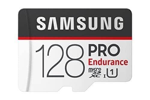 הכרטיס העמיד הכי מומלץ – SAMSUNG ENDURANCE PRO! למצלמות רכב, אבטחה ועוד בירידת מחיר!