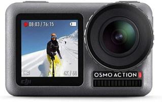 DJI OSMO ACTION – מצלמת האקסטרים המומלצת והמשתלמת עם מסך קדמי רק ב₪830