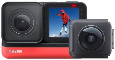 מצלמת אקסטרים ו360 – Insta360 ONE R TWIN Edition רק ב₪1,636!