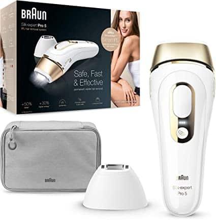 מסיר שיער Braun IPL Silk Expert Pro 5 PL5117 רק ב₪1,265