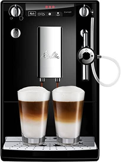 Melitta SOLO E957-101 – מכונת קפה אוטומטית עם מקציף רק ב₪1,715