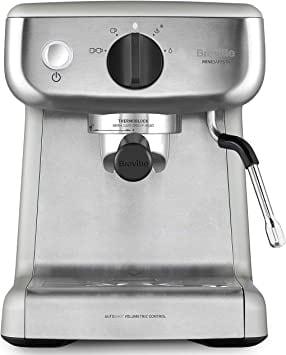 Breville Barista Mini VCF125X – מכונת קפה יפיפיה ומבוקשת כולל מקציף – רק ב₪846!