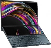מחשב נייד – עם מסך כפול!ASUS ZenBook Duo UX481 רק ב₪4,203!