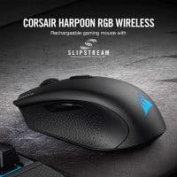 עכבר גיימינג אלחוטי Corsair Harpoon RGB Wireless רק ב₪178!
