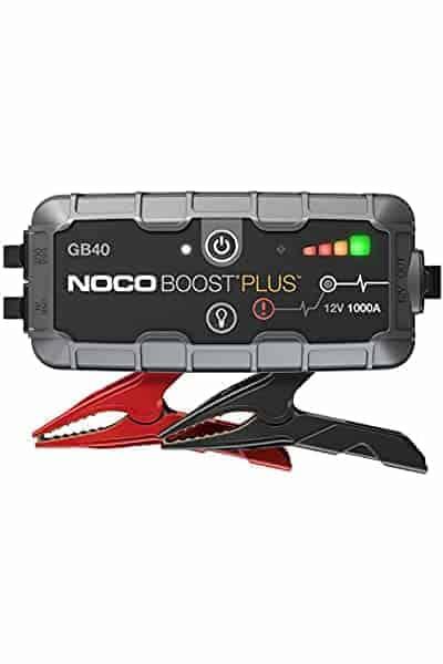 מבחר מטעני מצברים NOCO במבצע עד 50%! הכי זול אי פעם! (ומאות שקלים פחות מהמחירים בארץ!)