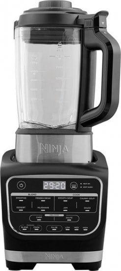 Ninja Foodi HB150 1000W בלנדר חכם קר / חם שיודע גם לבשל רק ב₪768!