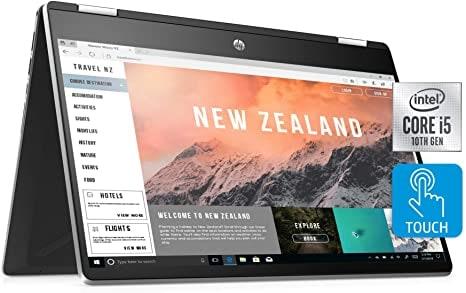מחשב נייד HP Pavilion x360 2020 עם מסך מגע רק ב₪3,405