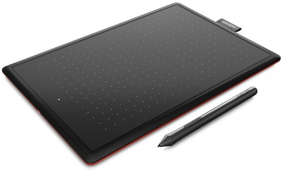 לוח גרפי One By Wacom Creative Pen CTL-672-N ב-₪276 בלבד!
