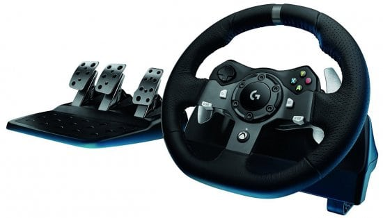 הגה מירוצים Logitech Driving Force G920 Retail ב₪890