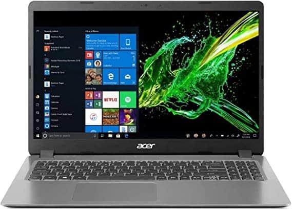 מחשב נייד Acer Aspire 3 – עם CORE I5, 256GB/8GB, מסך 15.6 FHD רק ב₪2,176