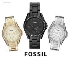 שעון יד Fossil Riley לנשים רק ב₪270 כולל משלוח!
