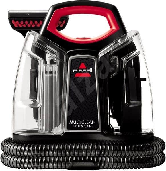 המכשיר שיחדש לכם את הספה, הרכב והשטיח! Bissell Multiclean במחיר בלאק פריידי- הכי זול אי פעם! רק ₪669!