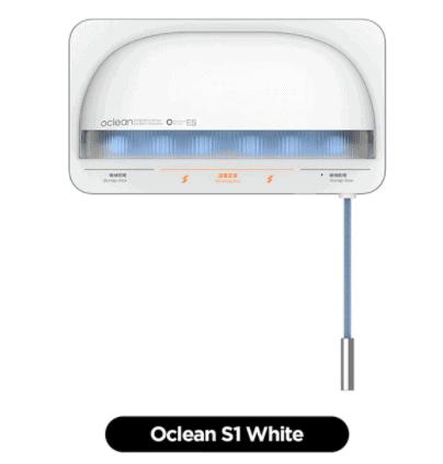 Oclean S1 מתלה ומחטא מברשות שיניים מעוצב רק ב$15.59!