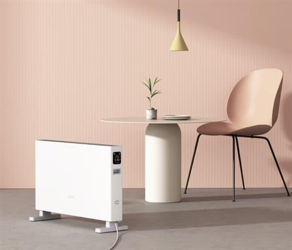 קר לכם? בואו להתחמם עם ה- Smartmi 1S הרדיאטור החשמלי החכם והמעוצב של שיאומי רק ב₪590!