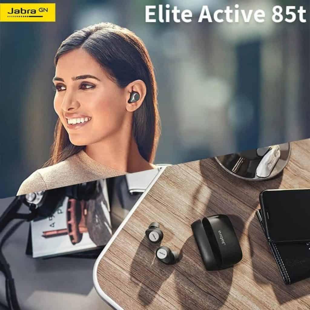 אוזניות Elite Active 85t