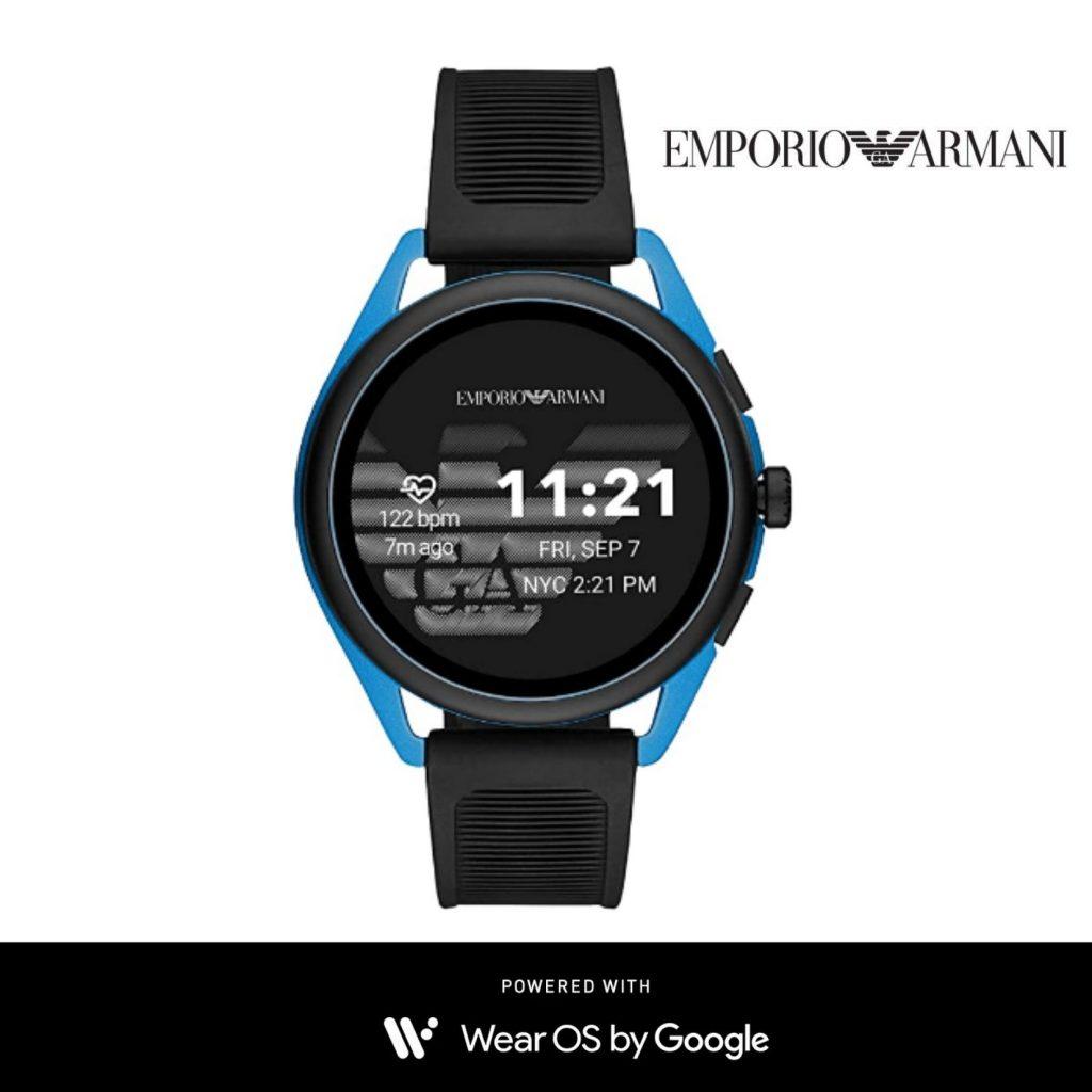 שעון חכם Emporio Armani