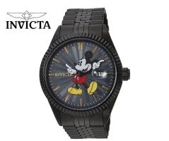 שעון יד INVICTA לגבר – מהדורת דיסני מוגבלת רק ב₪289 עד הבית!